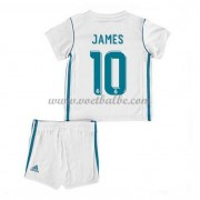 Voetbalshirts kids Real Madrid James Rodriguez 10 thuis tenue 2017-18